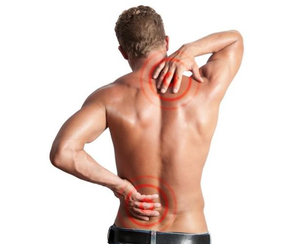 Мышечная боль поясницы