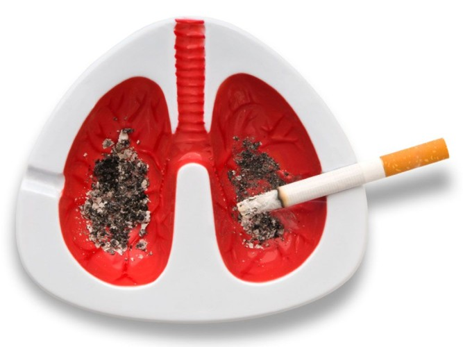 Рак легких
