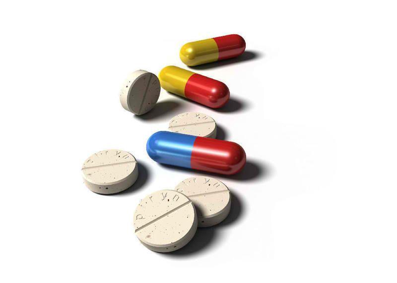 Таблетки от боли