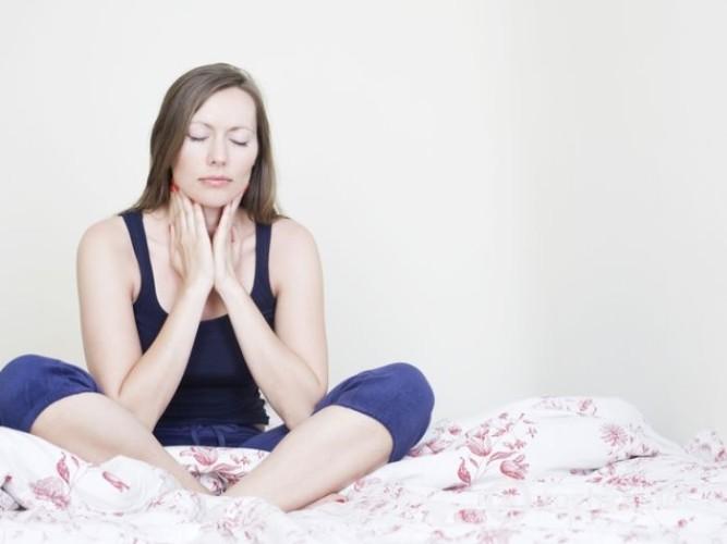 Беременность и боль в горле