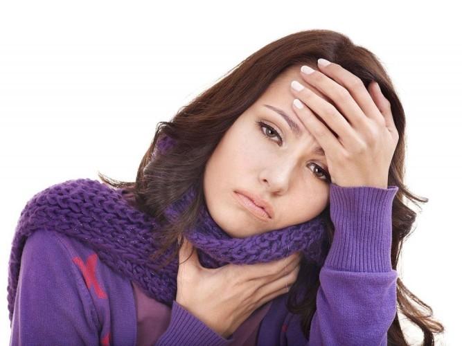 Боль в горле у беременной