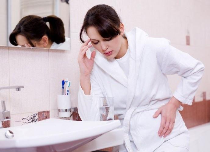 Боли в грудных железах во время беременности
