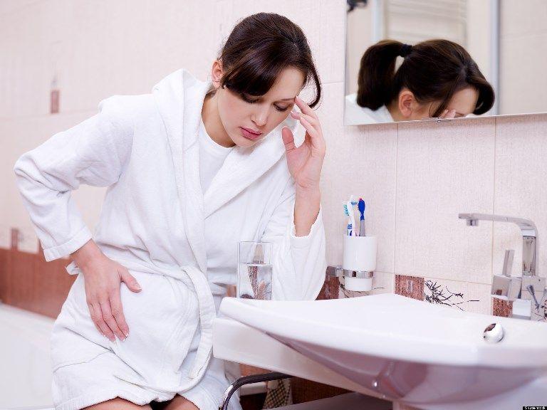 Болят яичники при беременности на ранних сроках: причины, лечение