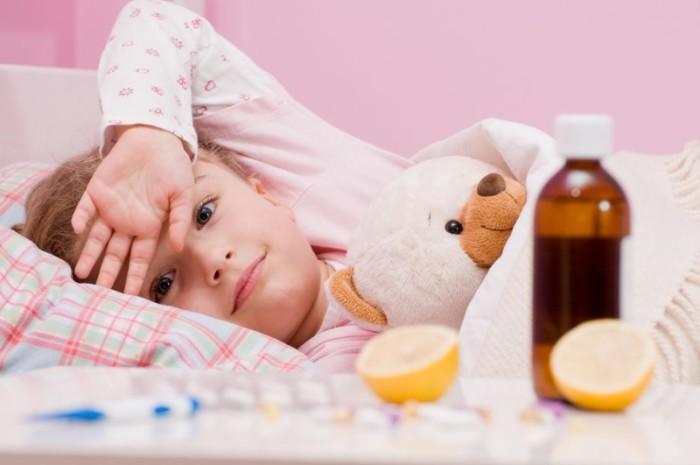 Детские противовирусные препараты