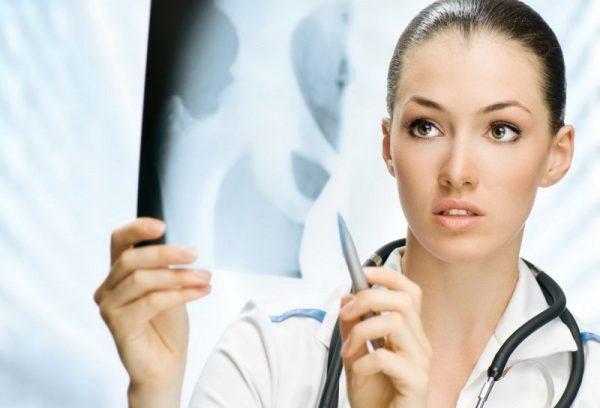 рентген костей таза