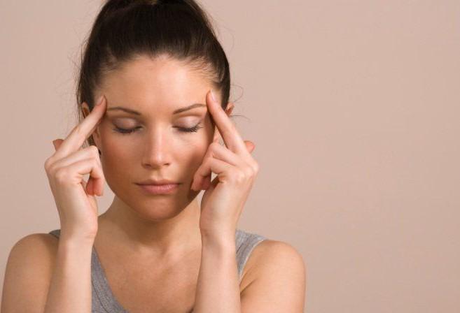 Проявления острой и хронической головной боли напряжения