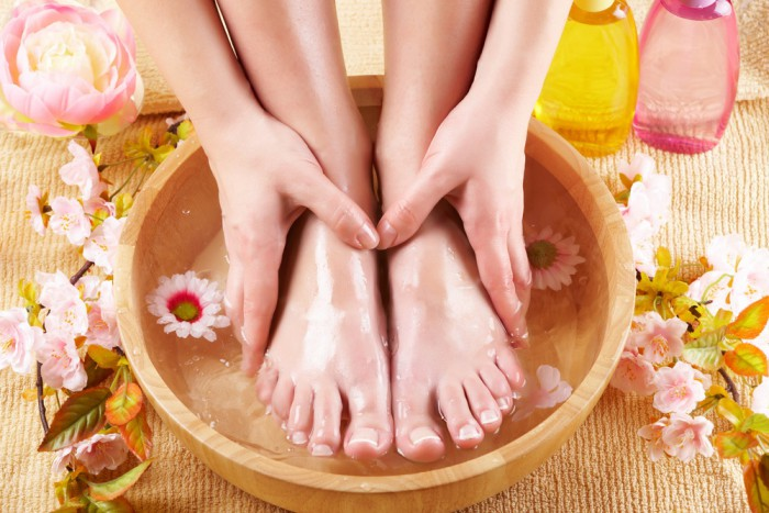 Ванна для рук и ног