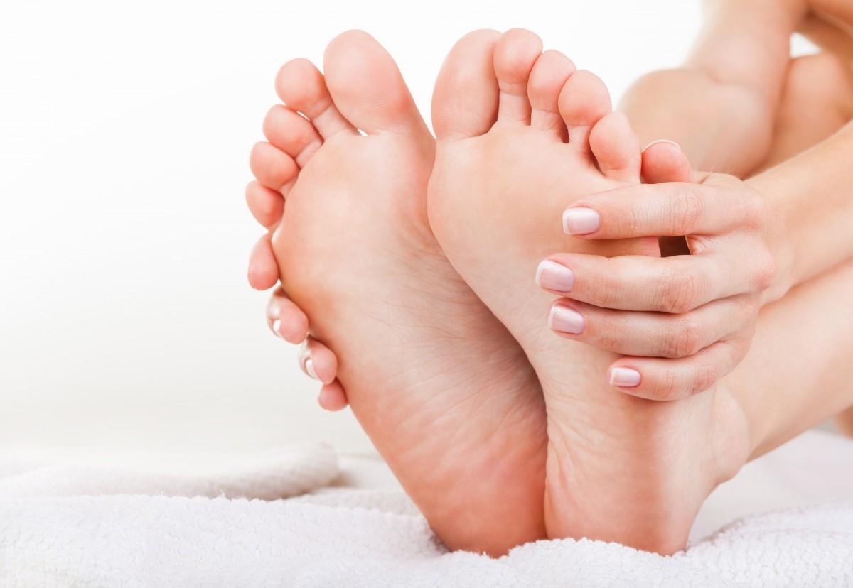 Боль в пальцах ног