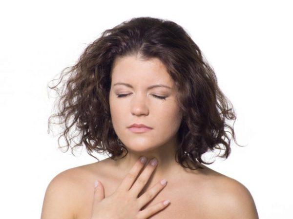 Ком в грудной клетке и горле причины