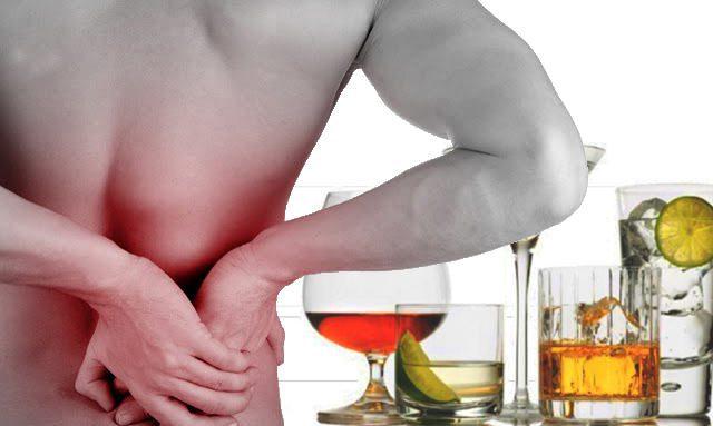 Болят почки после алкоголя как лечить в домашних условиях 136