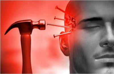 Пронзающая головная боль