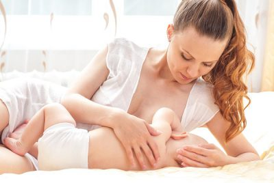 Окситоцин и грудное вскармливание
