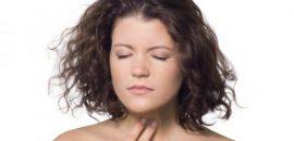Происхождение болей в грудной клетке и ощущения кома в горле