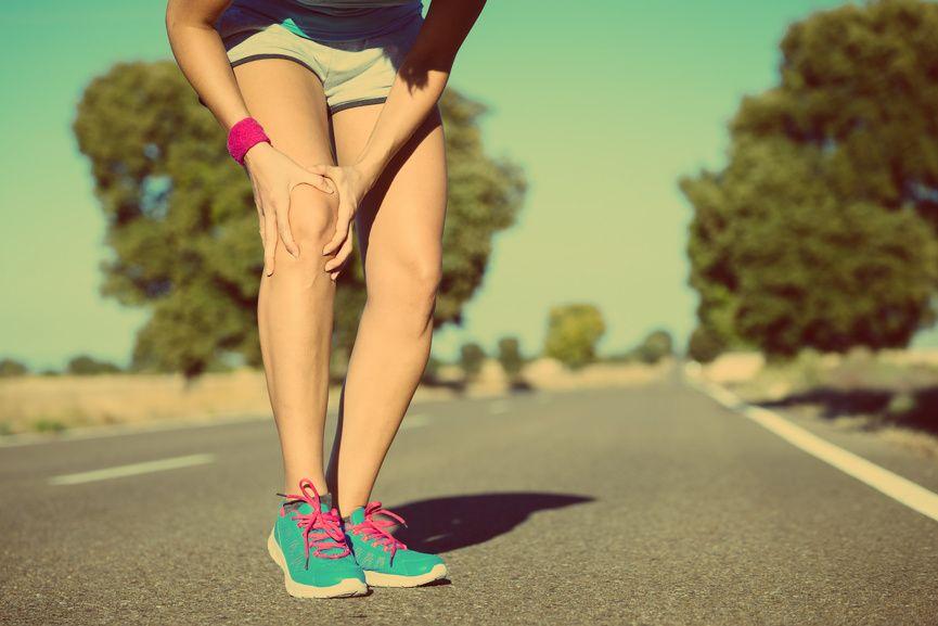 Опухают колени и болят причины и лечение