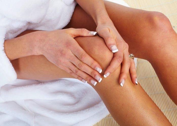 Боль при воспалении коленного сустава