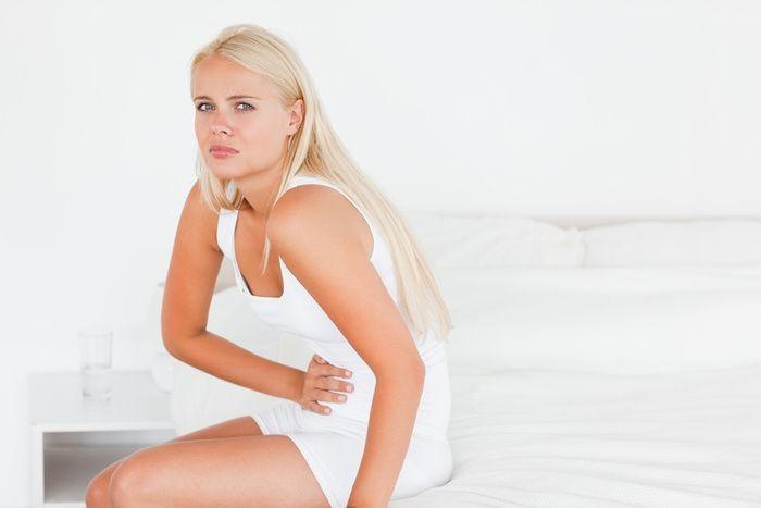 Боль в животе в начале беременности