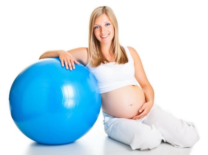 Гимнастика беременных