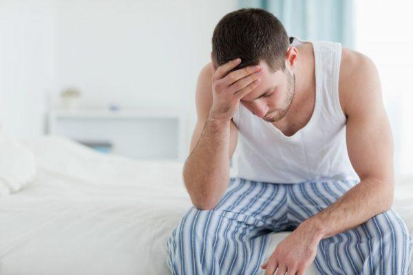 Боль внизу живота у мужчин