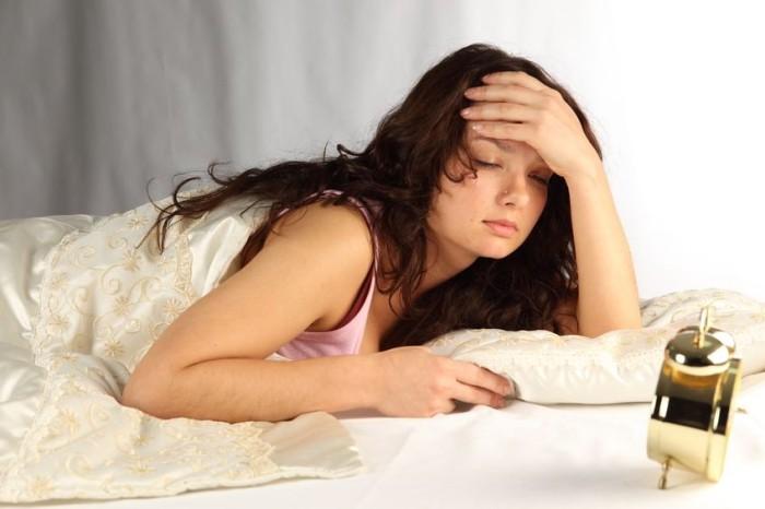 Не удобное положение шеи во сне