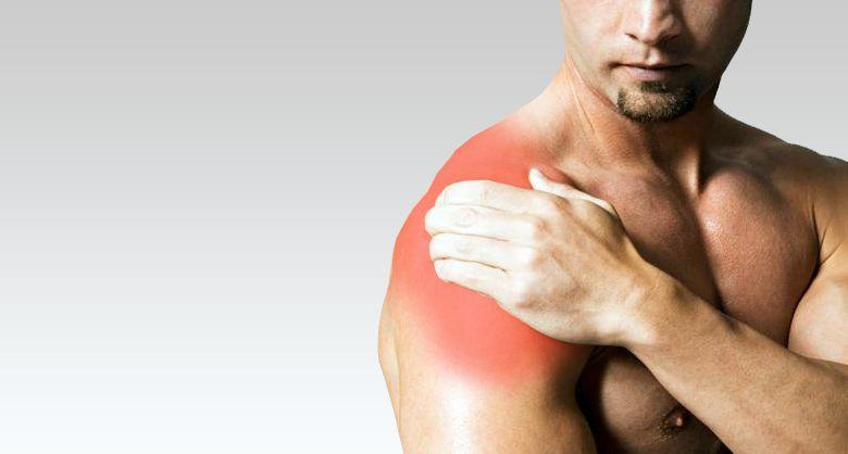 Болит шея ключица плечо