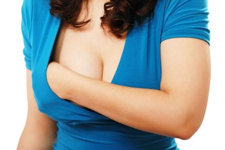 Беременность болит грудь