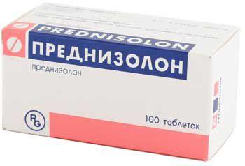 Prednisolonum
