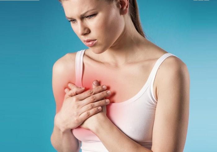 К чему болит правая грудь приметы