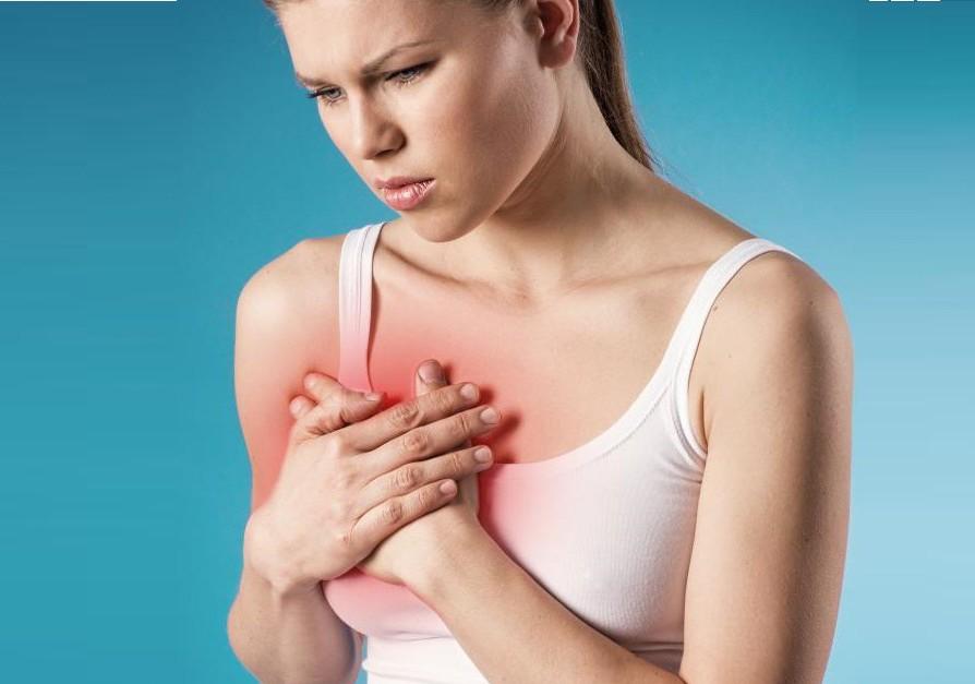 Болит левая грудная железа - причины