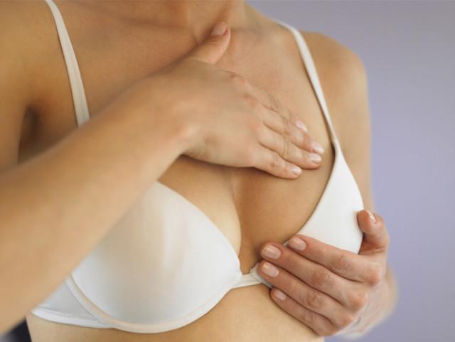 болях в грудных железах при климаксе