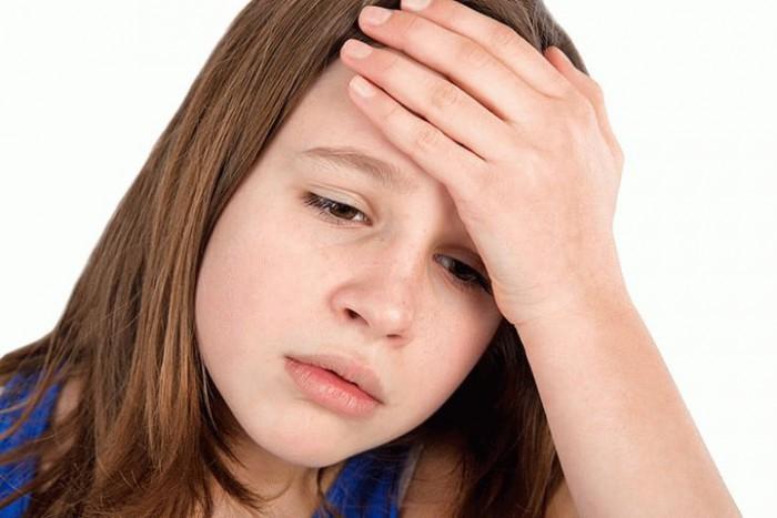Головная боль дети