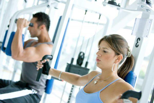 Боль в мышцах тренировка