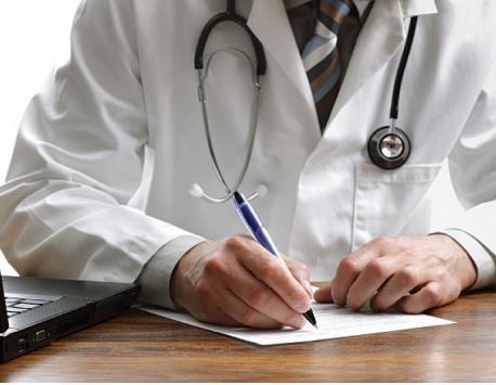 Рецепт врача