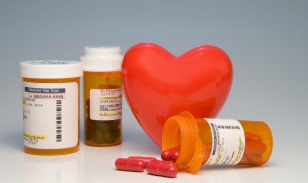 Сердце болит таблетка