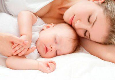 Отдых кормящей мамы