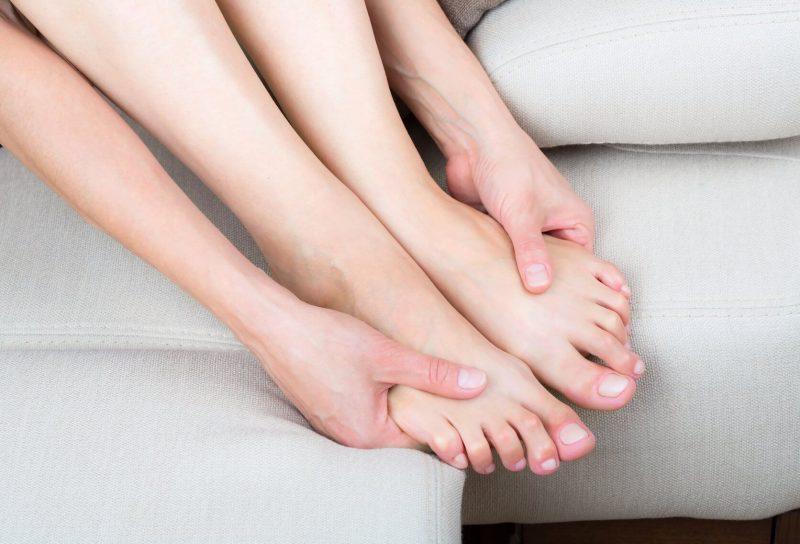 После химиотерапии болят ноги что делать — ooncologiya