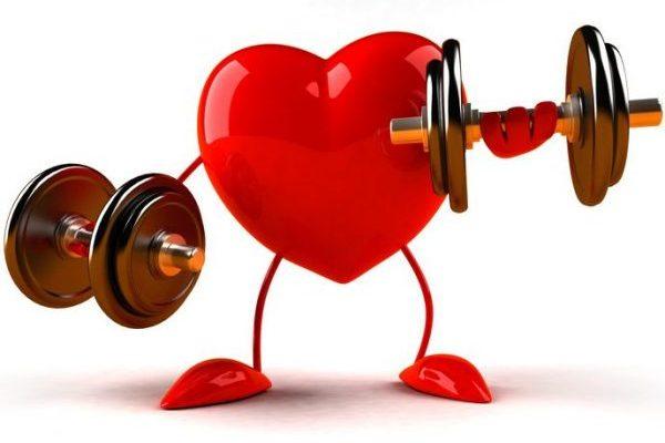 Боль в области сердца после физической нагрузки