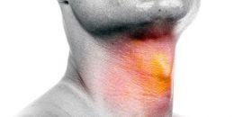 Почему болит горло при отсутствии температуры