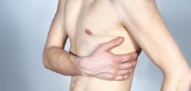 В каких случаях возникает у мужчин боль в грудине